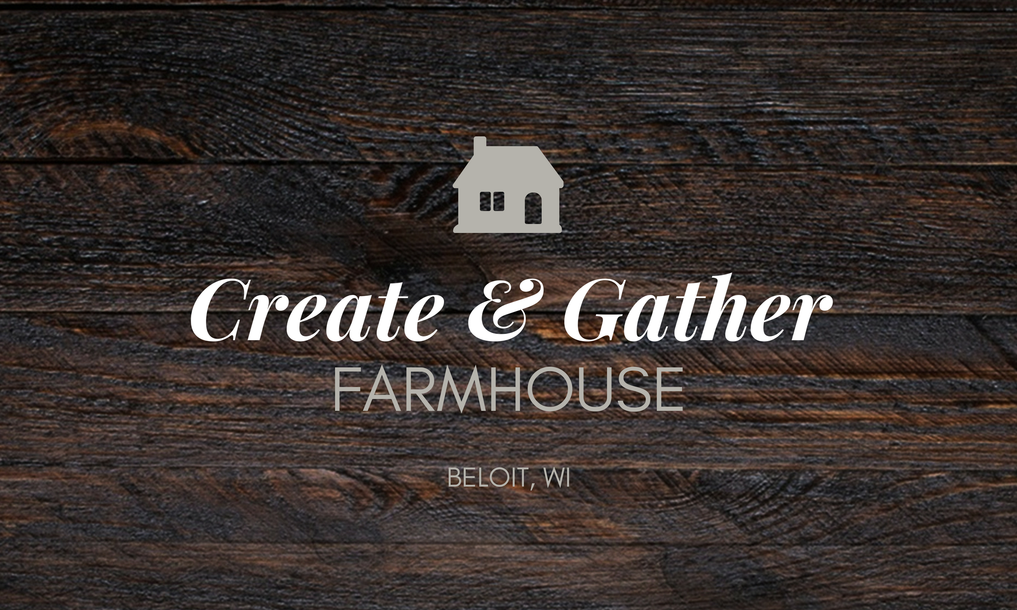 Create & Gather Farmhouse